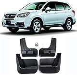 Guardabarros, para Subaru, Forester SJ 2014-2018, 4 Piezas, Juego...