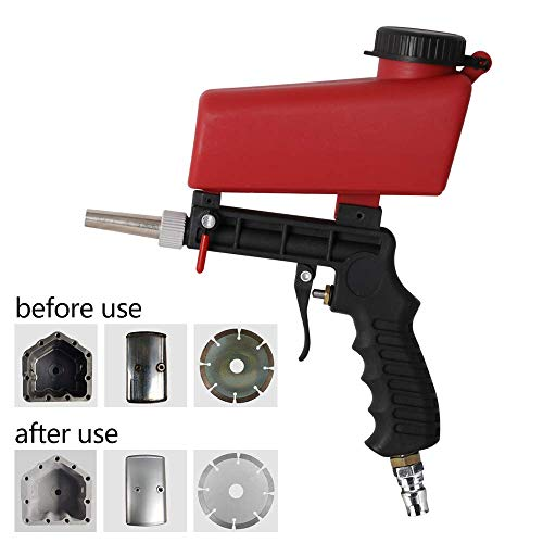 Check Out This Hand Held Sand Blaster Gun Pneumatic Sandblasting Gun Rust Removal Sand Blasting Equi...