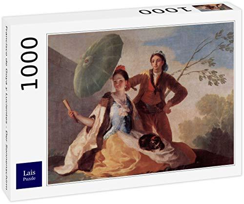 Lais Puzzle Francisco de Goya y Lucientes - Der Sonnenschirm 1000 Teile