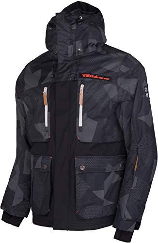 Rehall Herren Skijacke Hampton-R schwarz (200) L