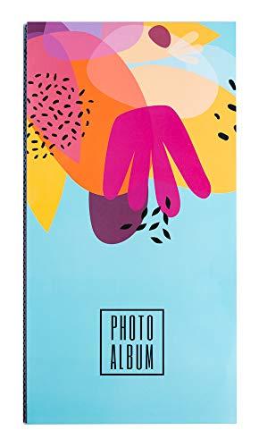 ERIK - Álbum de fotos Abstract Summer, 96 compartimentos para fotos de 10x15 cm
