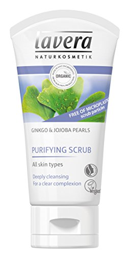 Lavera Purifying Scrub (For All Skin Types) 50ml