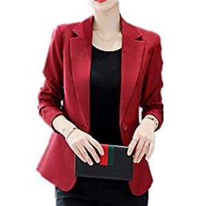 NP Frühling und Herbst Neue Dünne Business Mantel Anzug Casual Damen Vielseitiger Slim Anzug