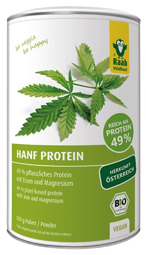 Raab Vitalfood -   Bio Hanf-Protein