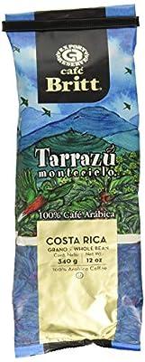 Café Britt Coffee, 12-Ounce Bags (Pack of 2) from Cafe Britt