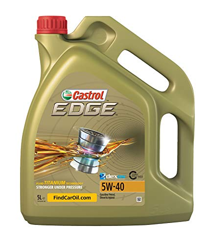 Castrol Edge 5W40 Motoröl für den Renault Trafic