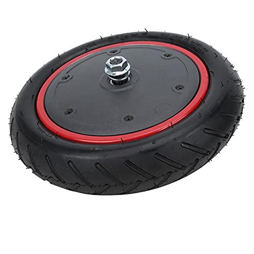 SHYEKYO Neumático Inflable con Motor de CC, neumático Inflable con Motor sin escobillas de 350 W, Sistema de Freno hidráulico bidireccional, neumático Inflable con Motor de frenado E-ABS para M365