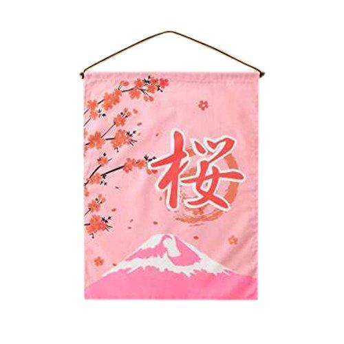 Restaurant Decoration Japanese Sushi Bar Curtain for Hotel Decorative Hanging Flag #19