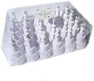 Wedding Cake Bubbles/Favours by Partyrama