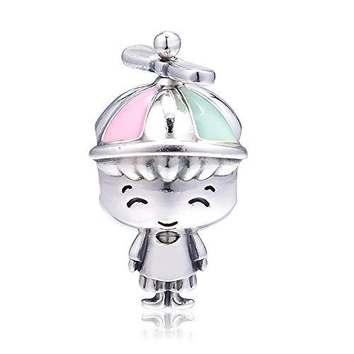 BAKCCI Abalorio de plata 925 para regalo del día de la madre, ideal para pulseras Pandora