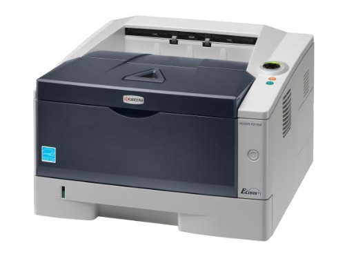 Kyocera 1102PH2US0 Model ECOSYS P2135d A4 Black & White Laser Printer, Fast Output Speed of 37 Pages per Minute, First Page Out 6 Seconds or Less, Resolution 1200 x 1200 dpi