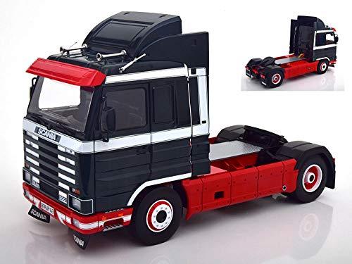 per SCANIA 143 STREAMLINE 1992 DARK GREEN/WHITE/RED 1:18 - KK Scale - Camion - Die Cast - Modellismo