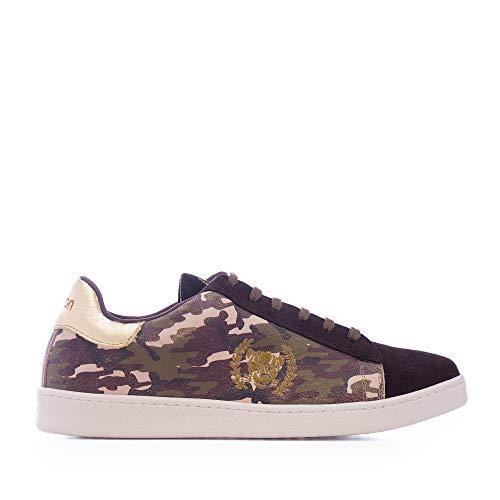 profesional ranking Xyon Revolution GREEN FOREST sneakers zapatos con cordones para hombre elección