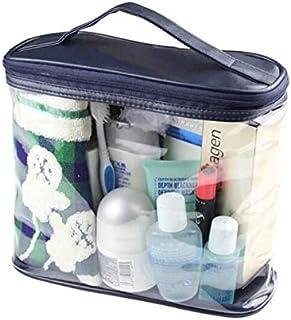 Clear Travel Toiletry Bag, Clear Makeup Bag Men's Toiletry Bag Multi-function Travel Bag