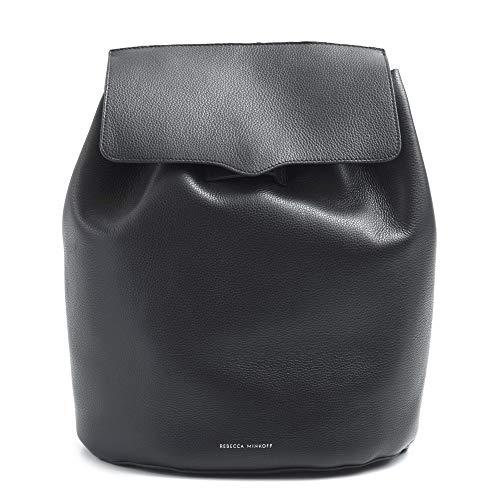 Rebecca Minkoff Women's Backpack MAB Black Leather - SBD045 MAB 003 Blk - Size -  Black -  One size