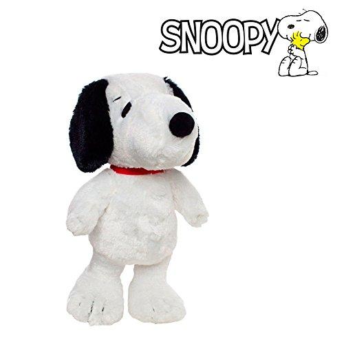 Peanuts Peluche Perro Snoopy 22cm Calidad Super Soft