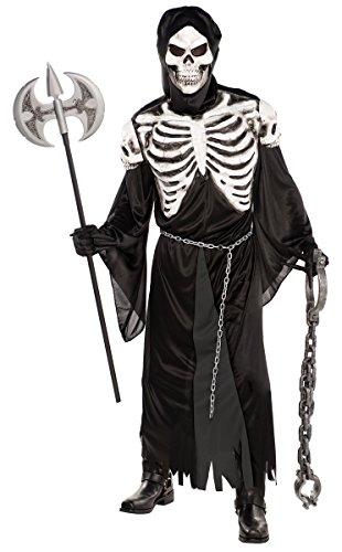 amscan - 840292-55 - Déguisement Halloween - Homme - Le Gardien De La Crypte - Taille XL