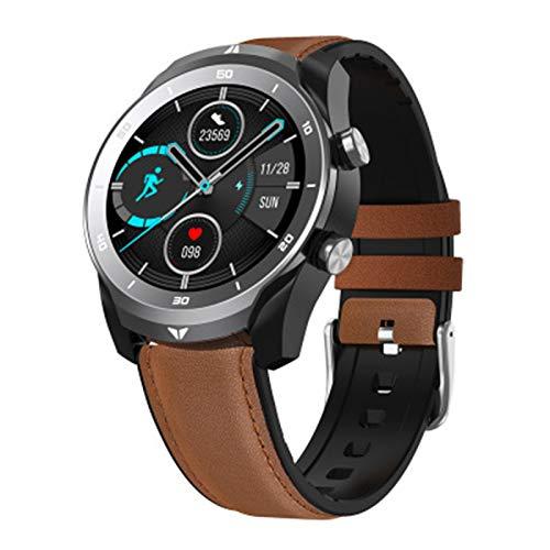 DT79 Smart Watch 360 Pixel Pulsera ECG Ritmo Cardíaco O2 Monitoreo Bluetooth Call Smart Watch Business Sports Men's Mujeres,C