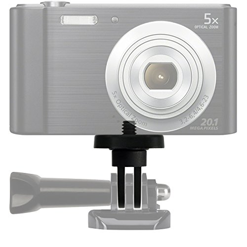 micros2u Universal Conversion Tripod Bridge Camera Mount 1/4