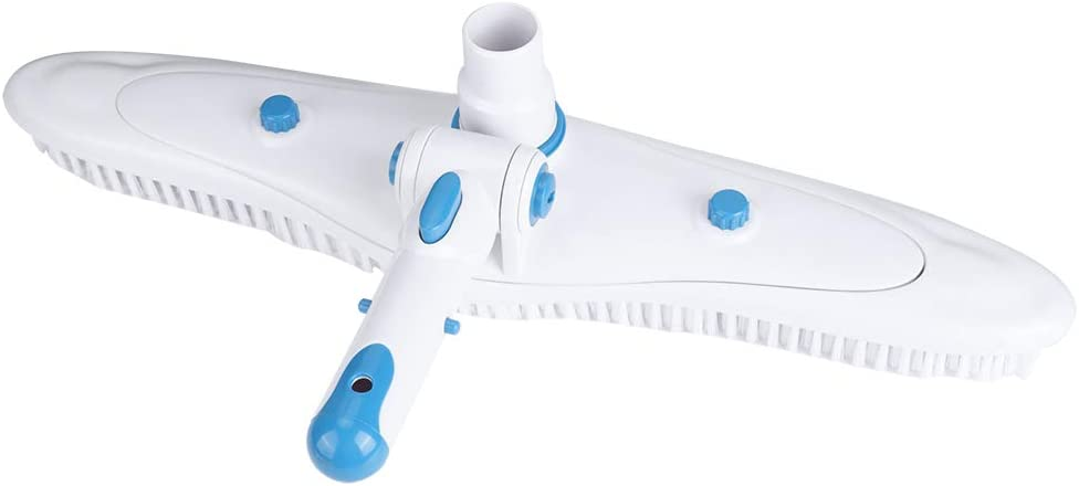 Bicaquu Easy to Use Plastic Max 78% OFF Pool Suction Durable Brush Swimming trend rank