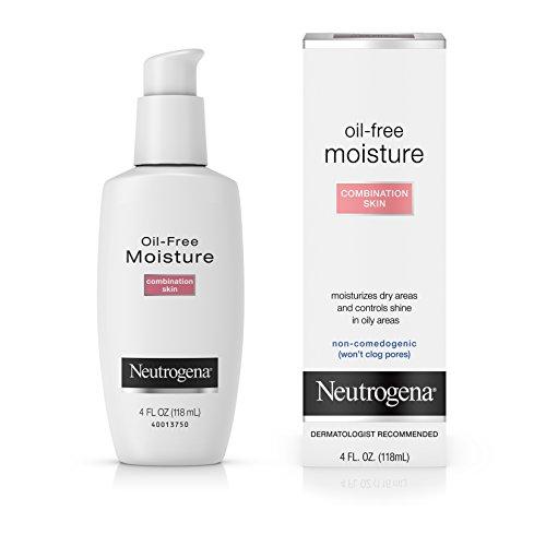Neutrogena Oil-Free Moisture Combination Skin 120 ml (Waschgels)