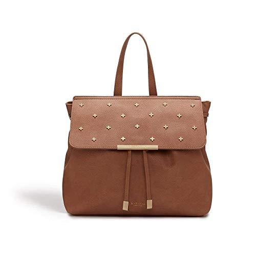 Siri Brown Multiway Vegan Backpack Bag