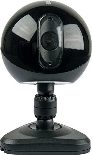 Schwaiger GmbH IPCAM100 013 WLAN netwerk IP-camera -zwart
