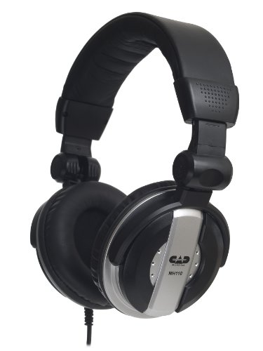 cad headsets CAD Audio MH110 Closed-Back Studio Headphones