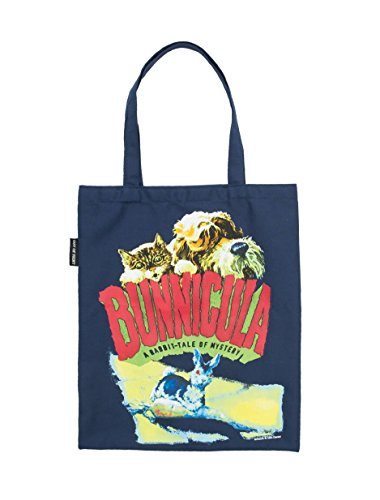 Out of Print Bunnicula Tote Bag, 15 X 17 Inches