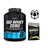 Iso Whey Zero 2.270 Gr chocolate + 500 gr.