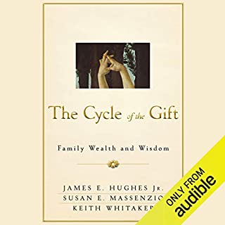 The Cycle of the Gift audiobook cover art