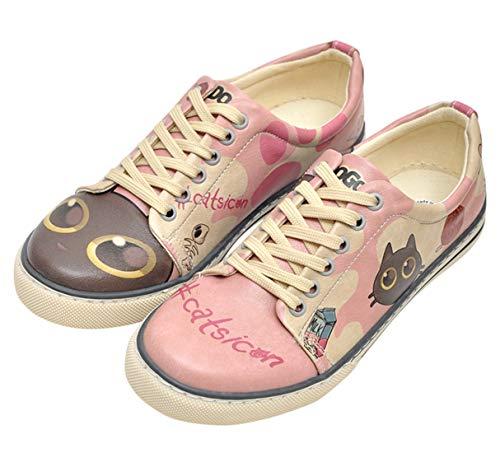 DOGO Sneaker - Cats Icon 38
