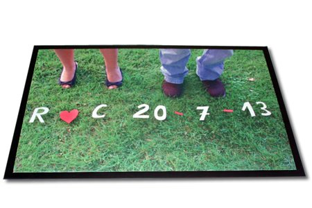 zerbino Personalizzato con la Tua Foto Preferita–60x...