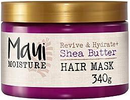 Maui Moisture Vegan för torrt, skadat hår.