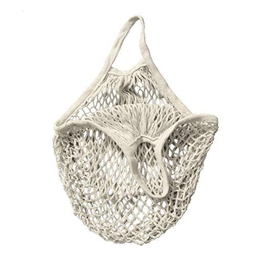 Schildkröten-Tasche, Netzstoff, wiederverwendbar, für Obst und Handtasche