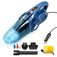 E-Hunter High Power Strong Suction Car Vacuum Cleaner