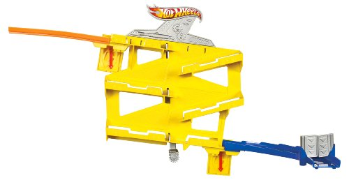 Hot Wheels Wall Tracks Switchback Slider Trackset