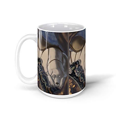 GARADO A quick reprieve for Korra and Naga as they take shelte 15Oz Ceramic Coffee Mugs 714098