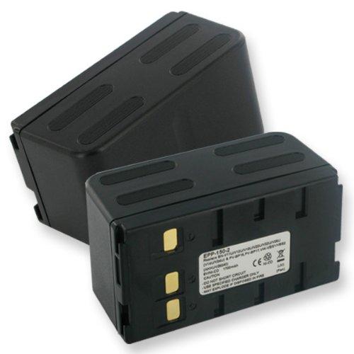 Panasonic PV-BP15 NCAD 2.0Ah replacement Battery
