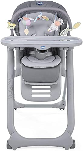 CHICCO 06079502210000Trona Polly Magic Relax, Gris