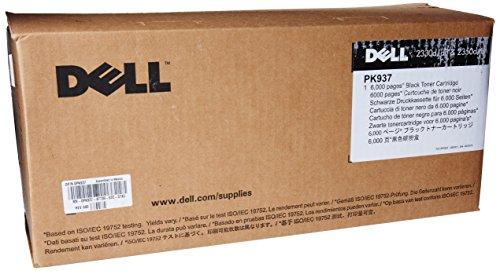 Dell PK937 Black Toner Cartridge 2330d/dn, 2350d/dn Laser Printer
