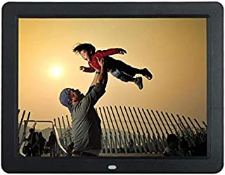 12 Inch Digital Photo Frame LED Back-light Electronic Album Picture Music Video Gift