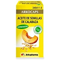 ARKO Arkocaps Aceite Calabaza 50 Cap 100 g