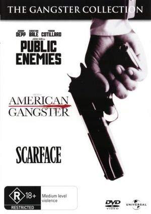 Public Enemies / American Gangster / Scarface ( ) [ Australische Import ]