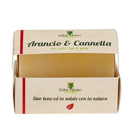 Sapone Artigianale Arancio E Cannella Erbecedario,...