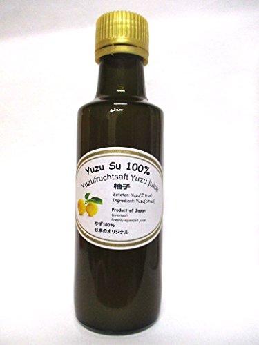 Yuzu Japan Citrus juice 100ml