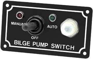 10 Amp Breaker On Off Auto Bilge Pump