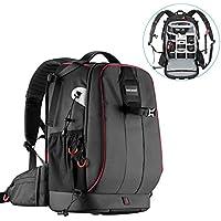 Neewer Pro Waterproof Shockproof Adjustable Padded Camera Backpack