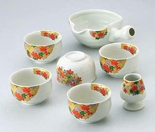 autumn leaf pottery