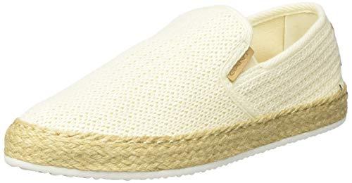 GANT Footwear Damen Raffiaville Slipper, Beige (Cream G21), 36 EU